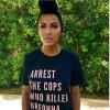 Read Her Shirt!