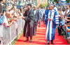 Chadwick Boseman & Dr. Wayne A. I. Frederick