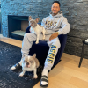 Terrence J & His Dogs