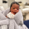 Malika Haqq & O.T. Genasis Son Ace, Born March 2020