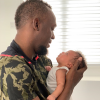 Usain Bolt Baby Girl Olympia Lighning, Born May 2020