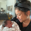 Kevin & Eniko Hart Baby Girl Kaori Mai Hart, Born September 2020