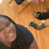 Gabby Sidibe Cats