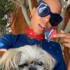 Kerry Washington's Dog Josie B