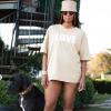 Ciara & Dog