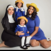 Vanessa Bryant with daughters Natalia, Capri and Bianka