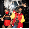 Monica, Toya Johnson and Teyana Taylor
