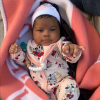 Teyana Taylor & Iman Shumpert 2nd Daughter, Baby Rue Rose