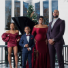 Fantasia, Kendall Taylor & Family