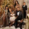 Todd Tucker,  Kandi Burruss & Family