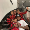 Nick Young & Family