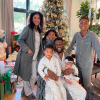 Kevin & Eniko Hart (with kids)