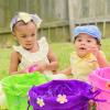 LeToya's Luckett's kids Tysun and Gianna