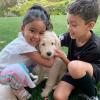 Aden, Ariah and Little Chloe