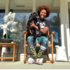 Tabitha Brown & Dog Black Brown
