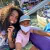 Kelly Rowland & Son Titan