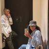Naomi Osaka and Cordae'