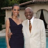 Shaun Robinson Is A Daddy's Girl!