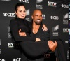 Lina Esco and Shemar Moore