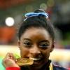 Simone Biles, Gymnastics, 4 Gold, 1 Bronze