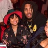 Tammy Rivera and Waka Flocka