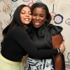 Taraji P. Henson and Uzo Aduba