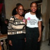 First Lady of New York CityChirlane McCray and designer Tracy Reese