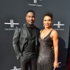Michael Jai White and Gillian Iliana