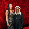 Whoopi Goldberg & Alex Martin