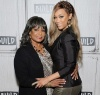 Tyra Banks and Mother Carolyn
