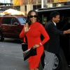 Vivica is RED HOT!