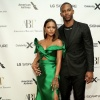 Victor Cruz and Karrueche Tran
