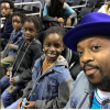 Anthony Hamilton + Kids!