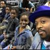 Anthony Hamilton + Kids!