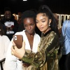 Vaquel Tyies and Yara Shahidi