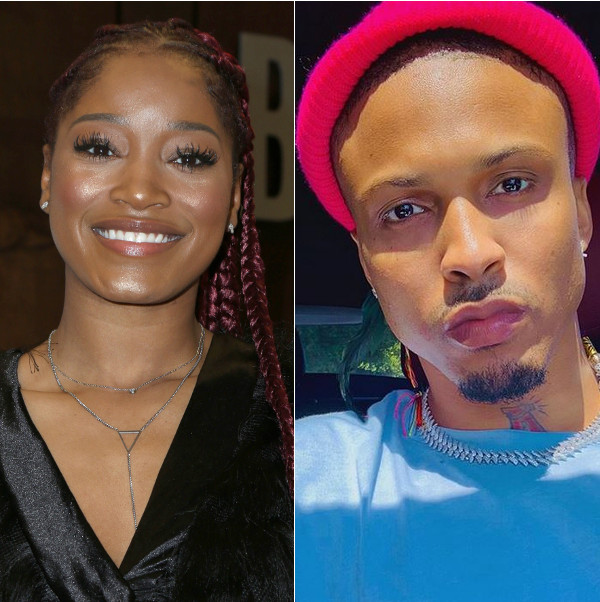 Keke Palmer Responds To August Alsina S Clapback Amid The Jada Pinkett Smith Entanglement Drama The Young Black And Fabulous