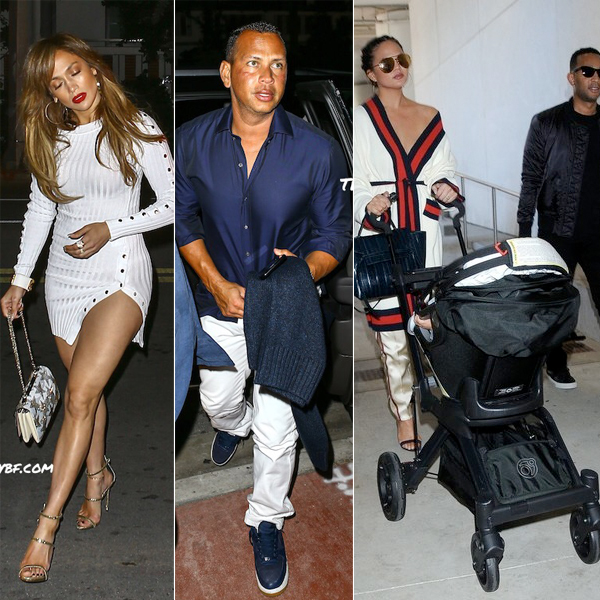 Jlo Amp Alex Rodriguez S Hot Date Night In Miami Chrissy