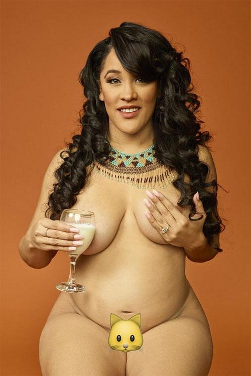 Wild Natalie Nude 99