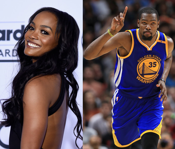 Bachelorette Rachel Lindsay S Old Bae Is Kevin Durant Says Insider The Young Black And Fabulous