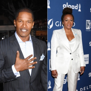 Are You Here For Jamie Foxx Wanda Sykes As George Louise Jefferson In Live ABC Special?