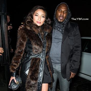 FASHION BAES: Jeezy & Jeannie Mai Put On During NYFW
