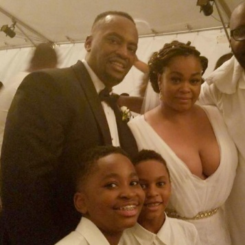 SURPRISE! Jill Scott Gets MARRIED To Mike Dobson, Big Daddy Kane Performs!