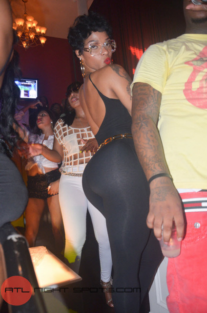 bootylicious joseline hernandez rocks out at the club in atlanta
