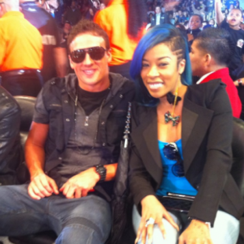 RUMOR CONTROL: K. Michelle DENIES Dating Olympic Swimmer ... K Michelle And Ryan Lochte Tweets