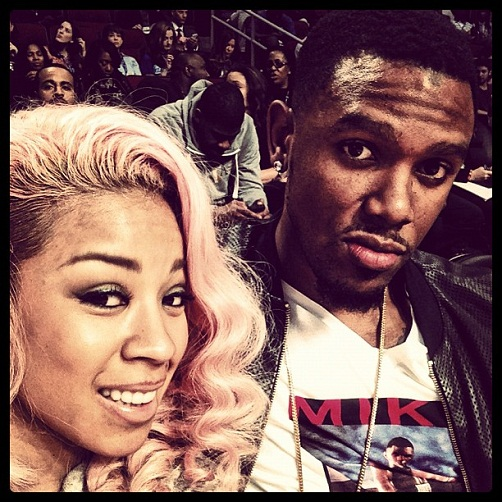 Keyshia Cole & Boobie Gibson Have Fake Divorce Papers ...