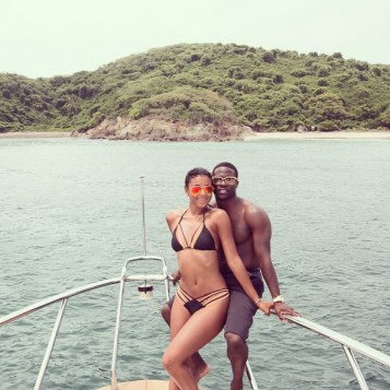 "FAB LIVING: Kevin Hart Still Living It Up In Mexico With Eniko, Releases ""Ride Along 2"" Trailer"