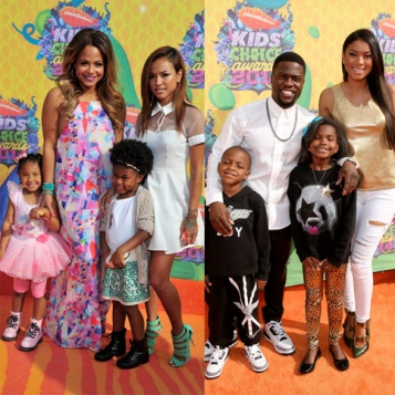 Kevin hart kids birthday party check out your fave ybf kids