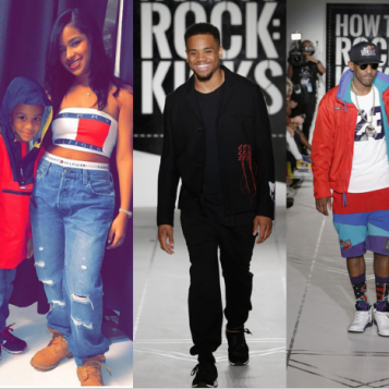 Fabolous (And Johan & Taina), Mack Wilds & More Hit The ... - photo#38