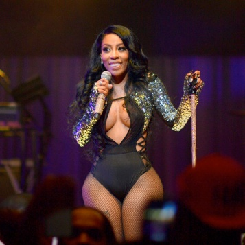 K Michelle IN CONCERT: K. Michelle Gushes About Her Doctor Boyfriend & Possibly ...