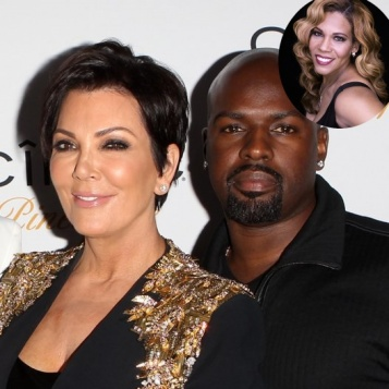 kris jenner dating new man Kris jenner is smitten with her 25-years younger man, corey gamble.